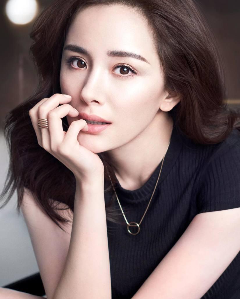 Chỉ với một album, Dương Mịch dẫn đầu Bảng thống kê Fan hâm mộ