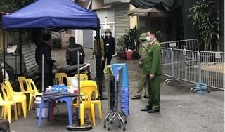 Cách ly ngõ 162 đường Nguyễn Văn Cừ nơi bệnh nhân thứ 59 thường trú