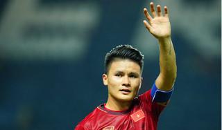 Quang Hải cán cột mốc 100 trận đấu ở V.League ở tuổi 23
