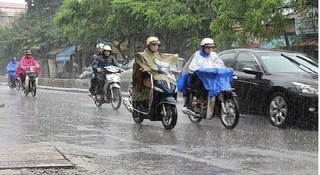Dự báo thời tiết hôm nay 18/3/2020: Bắc Bộ tiếp tục mưa rào