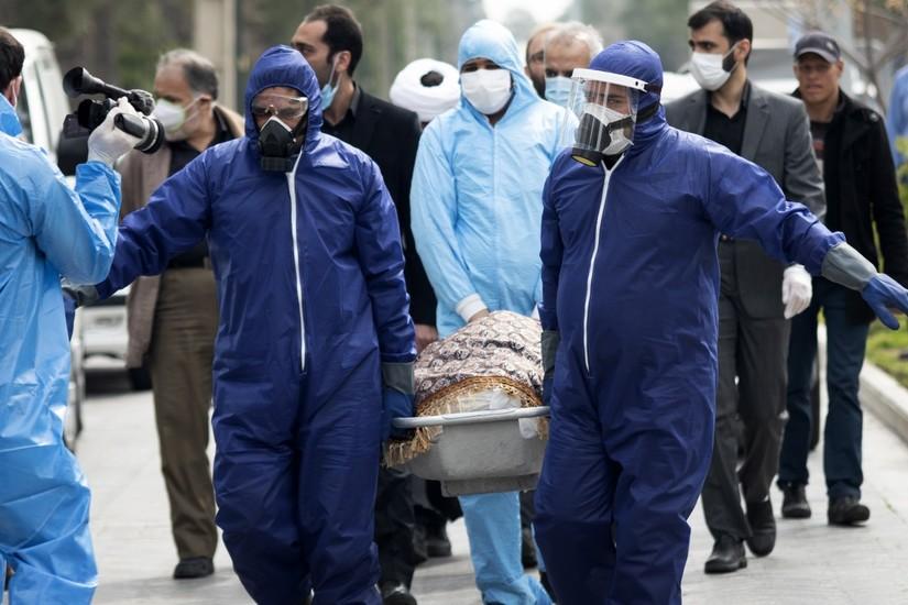 Truyền hình trung ương Iran: Covid-19 có thể khiến hàng triệu người tử vong