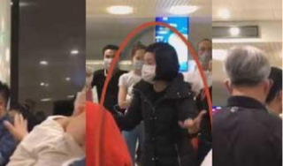 Khách nữ về nước tránh dịch đòi đi cách ly sớm gây náo loạn sân bay Nội Bài