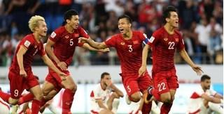 Đội tuyển Việt Nam gặp khó khăn vì FIFA và AFF