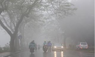 Dự báo thời tiết hôm nay 19/3/2020: Miền Bắc mưa phùn, trời rét 14 độ C