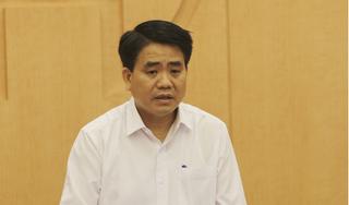 Chủ tịch Nguyễn Đức Chung: Từ nay đến ngày 31/3 nếu không có việc gì thì nên ở nhà'
