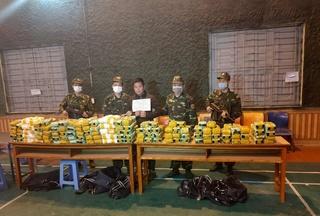 Phá đường dây ma túy 'khủng' ở Lạng Sơn, thu hơn 2 tạ ma túy