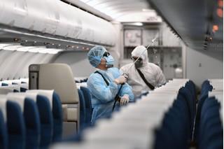 Bộ Y tế khẩn cấp tìm người trên 14 chuyến bay có bệnh nhân Covid-19