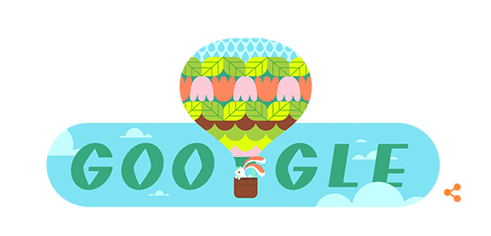 Google Doodle hôm nay 19/3: Mừng ngày Lập Xuân 2020