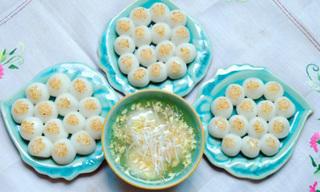 Ý nghĩa của bánh trôi, bánh chay trong ngày Tết Hàn thực 3/3 âm lịch