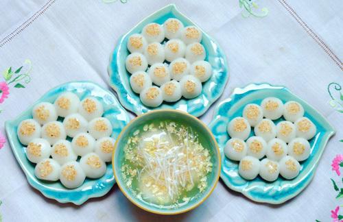 Ý nghĩa thú vị của bánh trôi, bánh chay trong ngày Tết Hàn thực 3/3 âm lịch