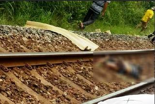 Bất cẩn khi đi qua đường sắt, thiếu nữ bị tàu hỏa tông tử vong