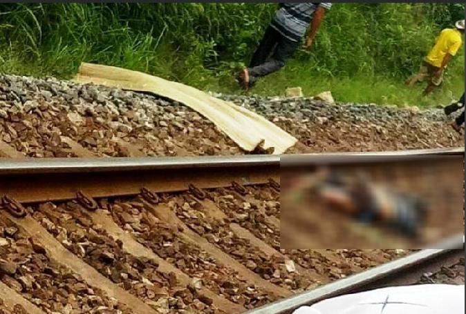 Đi xe đạp điện lách qua barie đường sắt, thiếu nữ tử vong thương tâm