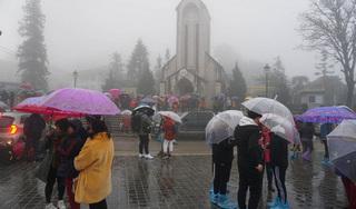 Dự báo thời tiết 20/3/2019: Hà Nội sáng sớm có mưa rào nhẹ, trời nồm