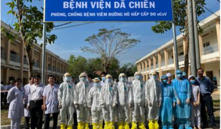 04 bệnh nhân mắc Covid-19 được công bố khỏi bệnh, có 3 người liên quan đến nữ doanh nhân Bình Thuận