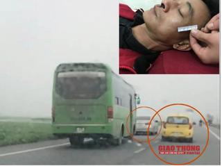 Xe khách 'đầu gấu' lộng hành ở Thái Bình gây nhức nhối