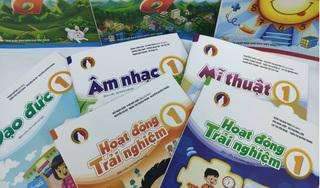 Thêm một cuốn sách giáo khoa lớp 1 mới được phê duyệt