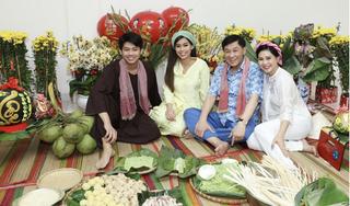Gia đình Tiên Nguyễn tiếp tục góp 30 tỷ đồng chống Covid-19 và hạn mặn