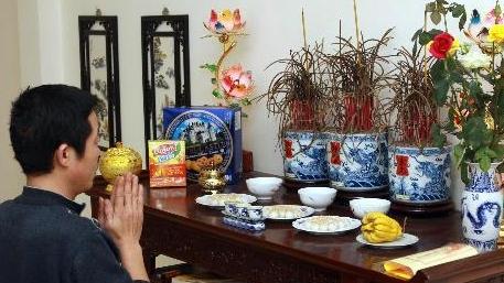 Bài văn khấn Tết Hàn thực ngày 3 tháng 3 âm lịch chuẩn nhất năm 2020
