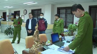 Khám nhà trưởng phòng Cục Thuế Thanh Hóa, thu 14 sổ tiết kiệm trị giá hơn 4 tỷ đồng