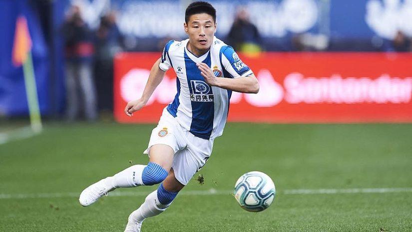 'Ronaldo' Trung Quốc dương tính với virus Covid-19