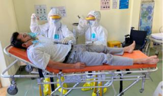 Bệnh nhân thứ 99 nhiễm Covid-19 trở về từ Pháp