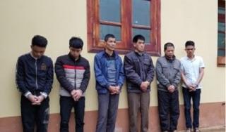 Bắt quả tang 6 đối tượng đánh bạc ở Lạng Sơn, thu giữ hàng chục triệu đồng