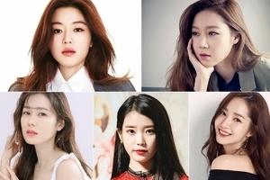 Jeon Ji Hyun, Park Min Young lọt top diễn viên được ưu tiên casting