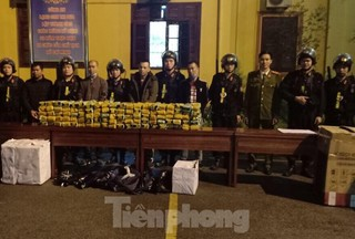 Lạng Sơn: Tiếp tục mở rộng điều tra đường dây buôn 250kg ma túy