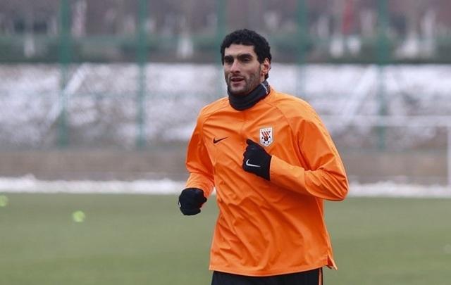 Tiền vệ Fellaini bị nhiễm Covid-19 khi đang thi đấu tại Trung Quốc
