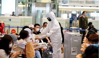Hành khách về Nội Bài sụt giảm, nhiều chuyến bay báo hủy