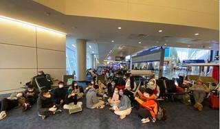 Đoàn du học sinh Việt Nam gửi đơn khiếu nại vì bị hủy chuyến bay tại Mỹ