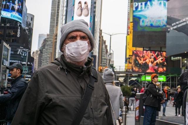 New York trở thành tâm điểm đại dịch với hơn 15.000 ca nhiễm Covid-19