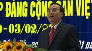 Kiến nghị kiểm điểm ông Võ Văn Hưng, Bí thư Thành ủy TP Đông Hà