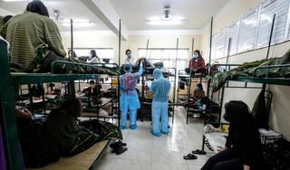 Cách ly hơn 2.000 người ở An Giang từ Campuchia về nước