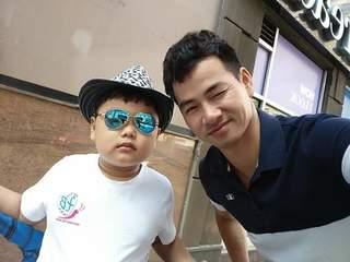Bi Béo - con trai Xuân Bắc viết đơn xin gia nhập đội tình nguyện Covid-19