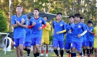 CLB HAGL chia tay sao trẻ trước vòng 3 V.League