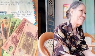 Cảm động trước cụ bà gần 80 tuổi đạp xe tới xã ủng hộ 1 triệu đồng chống Covid-19
