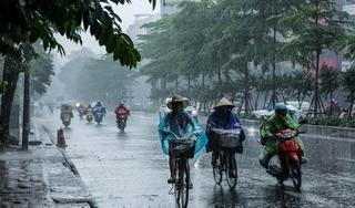 Tin tức thời tiết ngày 25/3/2020: Miền Bắc có nơi mưa to đến rất to
