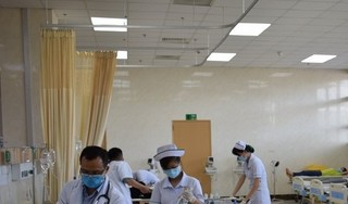 Mùng 1 ăn chay tại công ty, hơn 150 công nhân nhập viện cấp cứu