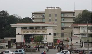Nữ bệnh nhân nhiễm Covid-19 sau khi điều trị tại bệnh viện Bạch Mai
