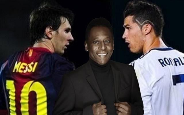 Vua bóng đá Pele chỉ ra cầu thủ xuất sắc nhất bóng đá đương đại