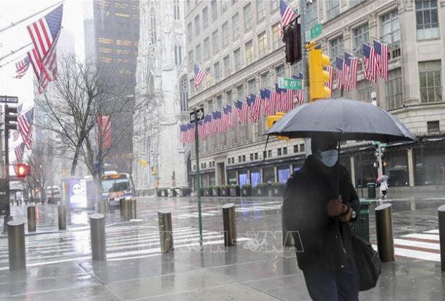 Mỹ khuyến cáo người dân tự cách ly sau khi rời New York