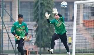 Thủ môn đội tuyển Việt Nam tiếc nuối vì đánh mất vị trí ở HAGL