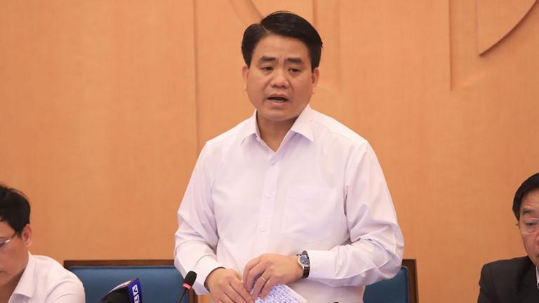 Chủ tịch Hà Nội: Khoảng 20 người dương tính SARS-CoV-2 đang 'lang thang' ở TP