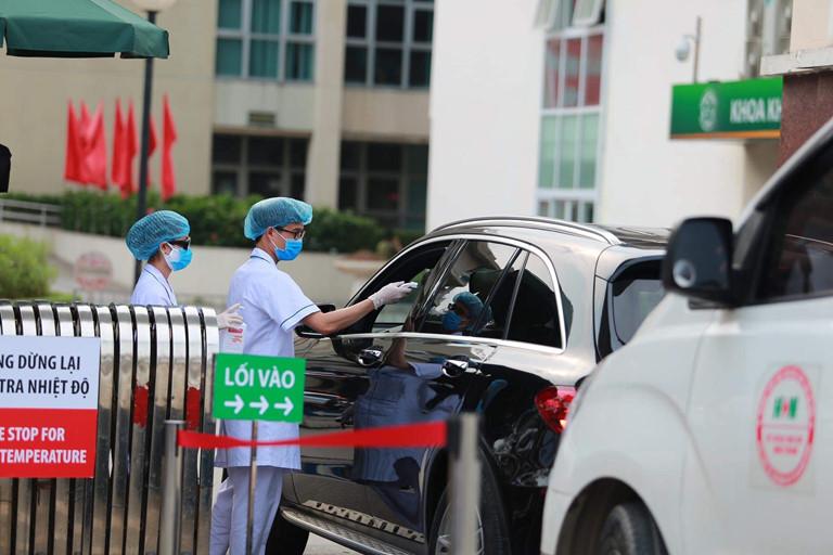 Hải Phòng có ít nhất 380 người đã đến Bệnh viện Bạch Mai trong tháng 3