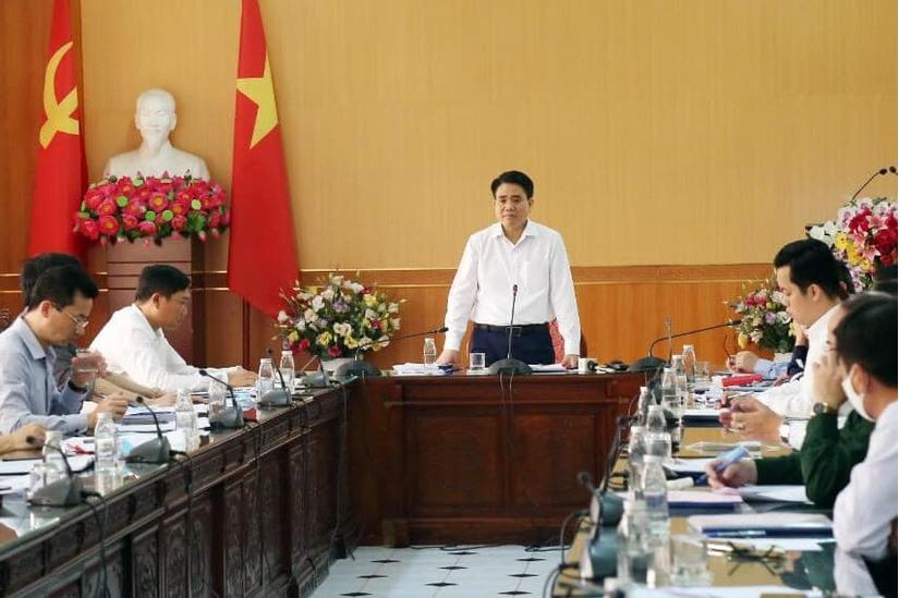 Chủ tịch TP Hà Nội giải thích về dự đoán 20 ca dương tính chưa phát hiện: Là xác xuất khoa học