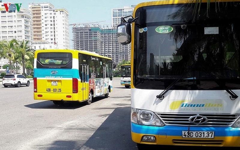 Đuổi khách vì không có tiền lẻ, hai nhân viên xe buýt bị đình chỉ tại Đà Nẵng