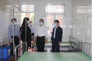 Nam Định rà soát gần 2.000 người đến khám, chữa bệnh tại BV Bạch Mai