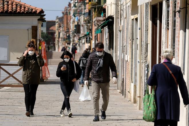 Tình hình dịch Covid-19 ngày 27/3, ca tử vong ở Ý tăng hơn 7.500 ca