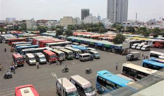 TP.HCM lập phương án dừng hoạt động xe khách liên tỉnh vào tối 27/3
